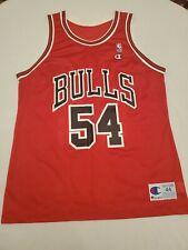 Vintage Champion Horace Grant Chicago Bulls size 44 L NBA