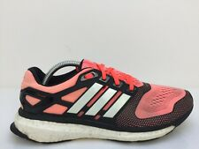 Adidas Energy Boost 2 ESM Orange Textile Trainers M29752 Men Size UK 9 Eur 43