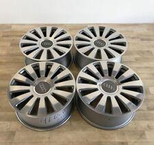 4x Original Audi A8 S8 A6 S6 19 Zoll 4F 8,5Jx19 ET 45 Felgen 4E0601025N
