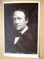 1906 Used Antique Postcards- Actors MR. FRED TERRY, No.1102 B with Stamp