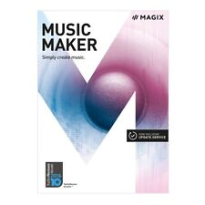 MAGIX Music Maker Plus Edition Software (Download)
