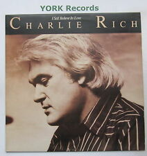 CHARLIE RICH - I Still Believe In Love - Ex LP Record United Artists UAS 30172