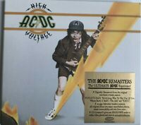 AC/DC High Voltage CD Album. Digipak Remastered. Complete. NM