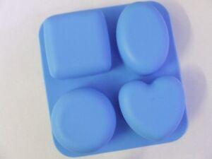 Basic Shapes Silicone Soap Mould / Mold**Soapmaking**
