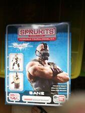 Sprukits Poseable Figural Model Kit Bandai The Dark Knight Rises - Bane Level 1