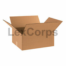 20 Qty 18x14x8 SHIPPING BOXES LC Mailing Moving Cardboard Storage Packing
