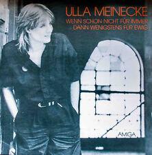 Ulla Meinecke-AMIGA-Lizenz RCA Schallplatten GmbH Hamburg -Vinyl LP 1983