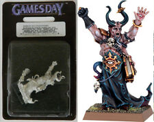Limited Edition Gamesday 2010 Chaos Sorcerer Rare OOP