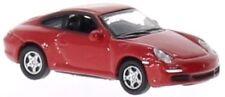 Artículos de automodelismo y aeromodelismo de plástico de color principal rojo Porsche