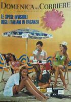 DOMENICA DEL CORRIERE N.33 1968