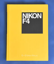 Nikon F4 Buch v. Herbert Sittenauer, G + G Urban Verlag, F 4