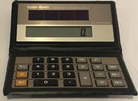 Vintage Radio Shack Pocket Solar Powered Calculator EC-409