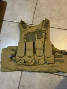 plate carrier with plates Airsoft