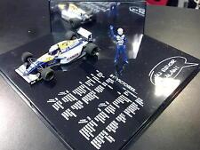 Au revoir Alain, Williams Renault FW15C 1993 1:43 #2 Alain Prost, 51 Victoires