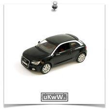 Kyosho 1/43 - Audi A1 2010 noir/argent