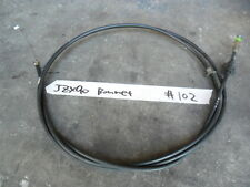 Toyota 1994 JZX90 Chaser / Mark II / Cresta Factory Bonnet Release Cable. #102