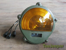 new Front Composite Light Amber 24V Jeep M151 A2 M35 11614156