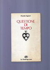 Fiorella cagnoni-question of time -