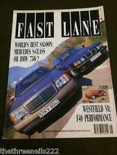 FAST LANE - MR2 AUDI COUPE 20V ESCORT S ALFA 33 - MAY 1981