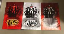 3x JUSTICE LEAGUE 1; VIRGIN MONUMENT JOCK JETPACK COMICS FORBIDDEN PLANET EXCL