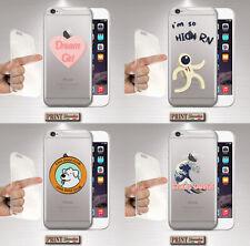 Cover per,Samsung,TRASPARENTE,tumblr,cucciolo,silicone,morbido,divertente,girly