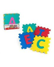 Tavolette puzzle numeri 9 pezzi A-B-C-D-E-F-G-H-I  01226/1  Globo