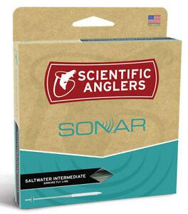 SA Sonar Saltwater Intermediate WF-12-I Sunrise/Clear - NIB- Sale and Free Ship