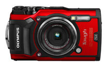 Olympus V104190ra000 Tg-5 Red Digital Camera