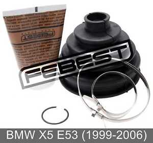 Boot Outer Cv Joint Kit 89.5X86X24 For Bmw X5 E53 (1999-2006)