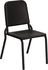 High Density Stackable Melody Band Chair - Music Chair in Black Color