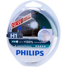 H1 PHILIPS X-tremeVision-take performance +130% in più di luce-Duo-Pack-Box NUOVO