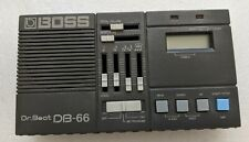 Vintage Boss Db-66 Dr. Beat Rhythm Machine With Case