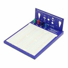 Solderless Breadboard (2420 tie-points) with Binding Posts & Back Plate