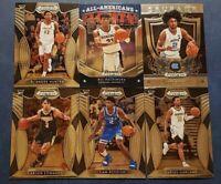 2019-20 Prizm Draft Basketball Base Rookies Cards Crusade All American You Pick
