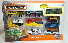 MATCHBOX 2016 HEAVY HAULER FORD GT POLICE BOAT FORD F150 CONSTRUCTION LOT TRAIN