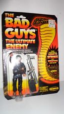 REMCO THE BAD GUYS 1982 CODE NAME HAWK (MOC,MIP,MISB)