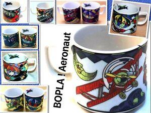 AERONAUT BOPLA Porzellan Espressotasse ASIA Serie Espresso Cup Taza 0,09l Tasse