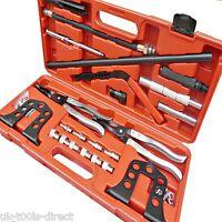 Cylinder Head Service Tool Kit For Valve Springs Guides Bushes Stem Seal Set