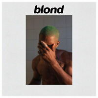 58375 Blond Frank Ocean Rap Music Cover Wall Print POSTER AU