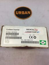 Serial10 Hs2142-98 Ab0116560-101R Laserchamp-Bt Cordless Scanner *New In Box*