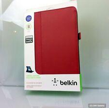 Belkin Echte Leder Schutzhülle mit Standfunktion für Samsung Galaxy Tab 2 10.1