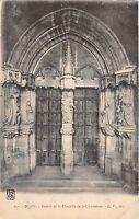 B39649 Dijon la Chapelle de la Chartreuse  france