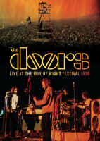 The Doors - Live at the Isle Of Wight Festival 1970 (NEW DVD)
