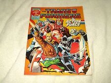 Transformers Comic Issue 153 February 1988