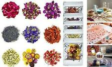 Dried Flowers, Natural Dried Flower Herbs Kit for Bath, Soap Making, Candle Mak