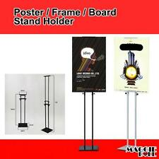 Display Frame poster Banner board holder double sided high adjustable POP Stand