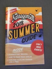 2018 NARRAGANSETT BEER SUMMER BOOK BEACH JAWS MOVIE RED SOX DR. SUESS POSTER
