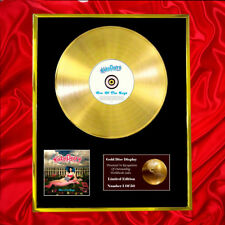 KATY PERRY ONE OF THE BOYS CD GOLD DISC LP RECORD AWARD DISPLAY VINYL FREE P+P!