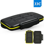 JJC Water-resistant Storage Memory Card Case Protector For 3 XQD  2 CF Cards