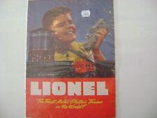 Lionel 1946 Consumer Catalog (Mint)